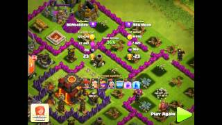 Clash Of Clans: Noteworthygames clan war replays and more!