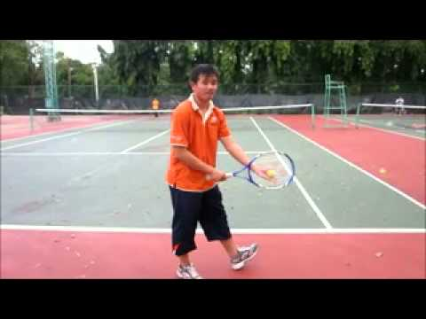 ทักษะการเสิร์ฟเทนนิส