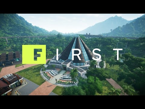 Jurassic World Evolution - Welcome to Jurassic World (Developer Diary) - IGN First