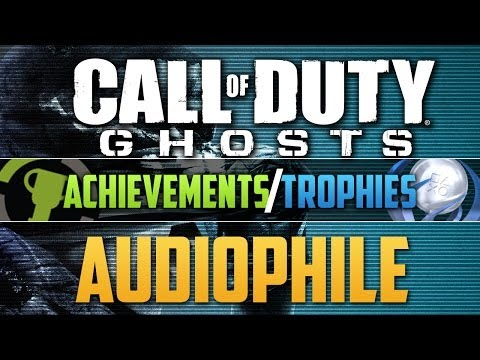 All Rorke File Locations - Audiophile | Call Of Duty Ghosts: Achievement / Trophy