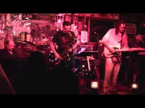 Chris Buck Progressive bassist with Ed Degenaro Group