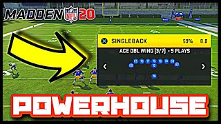 The Most DOMINANT Offense In Madden‼️| Become A Complete Juggernaut 😡 | M20 Best Offensive Scheme😤
