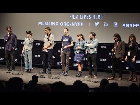 NYFF Shorts Program: New York City Shorts Q&A | NYFF53