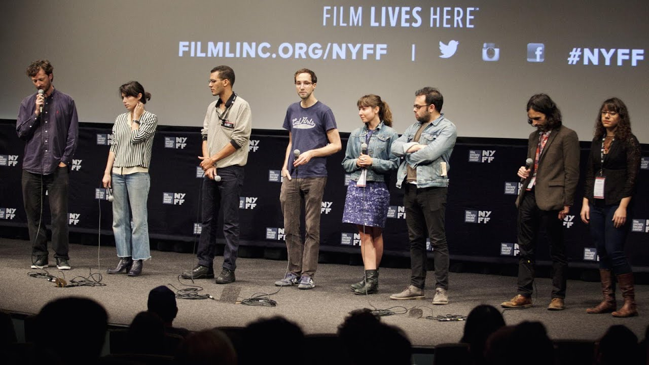 NYFF Shorts Program: New York City Shorts Q&A | NYFF53