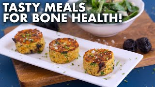 Delicious Easy Meals for Bone …