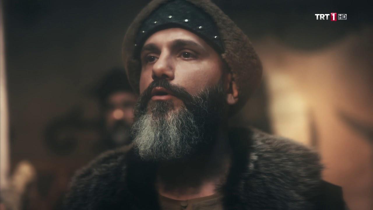 Diriliş Ertuğrul 92.Bölüm, Osman Bey'in Müjdelenmesi