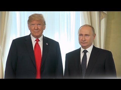 Putin, Trump seemed confident and delighted during summit