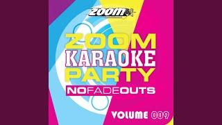 Lovers in the Backseat (Karaoke Version) (Originally Performed By Scissor Sisters)
