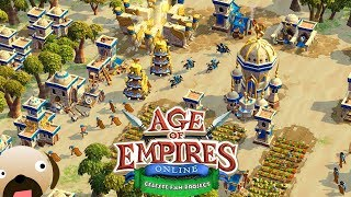 Free to Play Age of Empires - Age of Empires Online Project Celeste