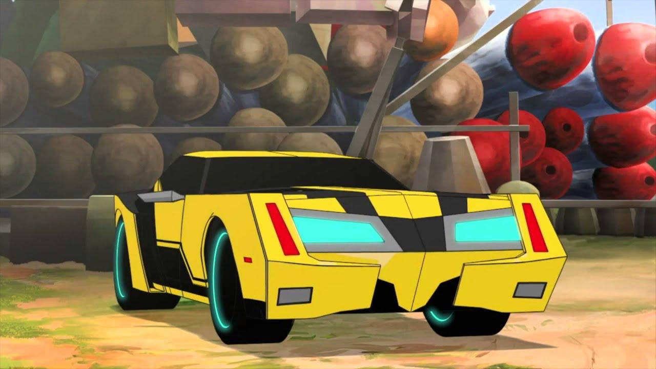 【Ratch字幕組】變形金剛2015 Transformers Robots in Disguise 預告片