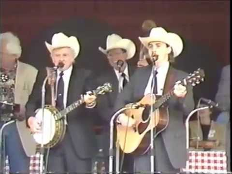 Ralph Stanley-Museum of Appalachia's Tennessee Fall Homecoming 1996