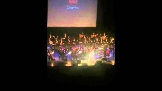Yumi Matsuzawa - Chikyuugi Live Paris Pegasus Symphony