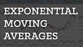Exponential Moving Averages Explained Simply In 2 Minutes