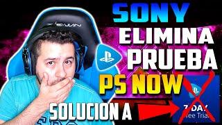 Sony Elimina Prueba de 7 días PS NOW en Canadá 😱 Aquí la Solución  ✅ #psnow
