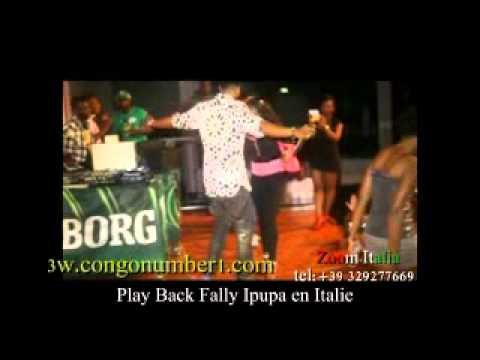 Fally ipupa live a milan italie youtube - Chaise electrique fally ipupa ...