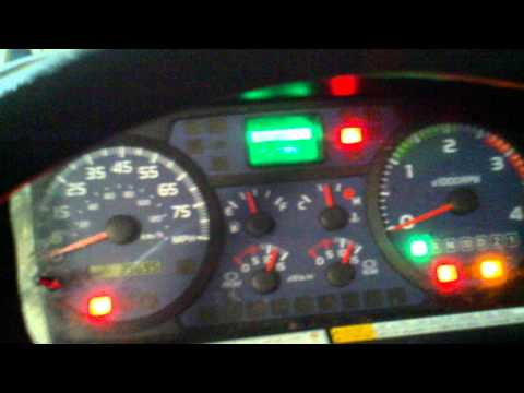 2010 MY Hino 268A Dash Video