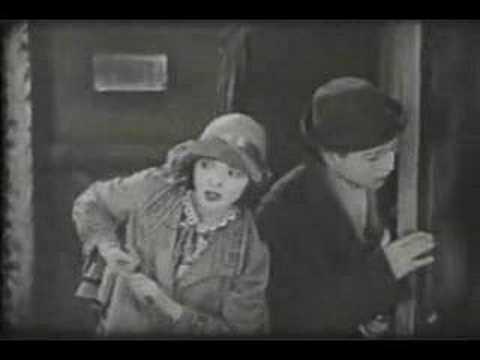 Colleen Moore Meets Harry Langdon in Ella Cinders (1926)