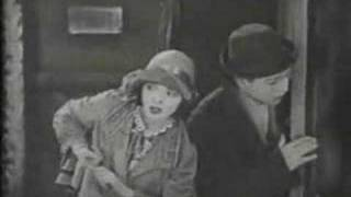 Colleen Moore Meets Harry Langdon in Ella Cinders (1926)
