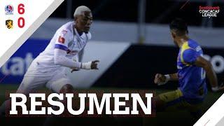 CD Olimpia vs Managua FC Resumen   SCL20