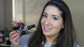 Rimmel Scandaleyes Retro Glam Mascara | Demo & Review