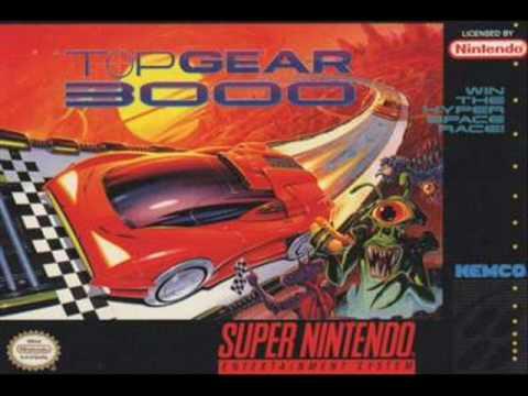 Top Gear 3000 Soundtrack Intro