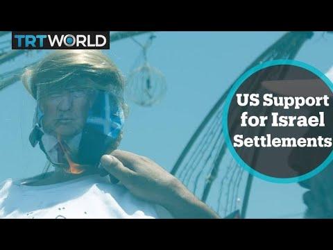 Israel-Palestine Tensions: US reverses Israeli settlement policy
