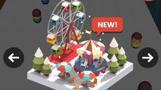 NEW LOCATION WINTER CARNIVAL: Popular Wars Android Game Ep 15