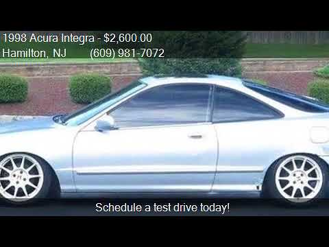 Acura Integra GS Dr Hatchback For Sale In Hamilton NJ YouTube - Acura integra for sale in nj