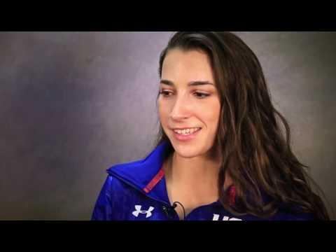 Get to know Simone, Gabby, Laurie, Maddie and Aly