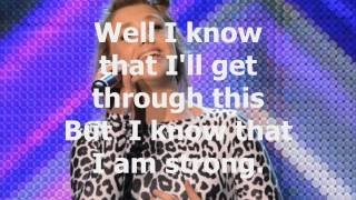 Ella Henderson - Believe lyrics [HQ]