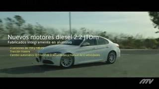 Gama Alfa Romeo Giulia Video-Blog Concesionario Motor Village Spain
