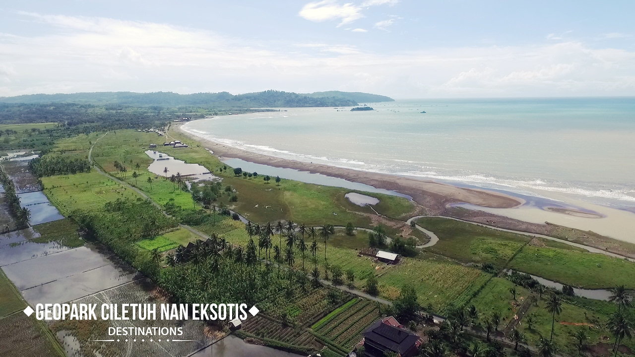 Geopark Ciletuh Sukabumi Nan Eksotis