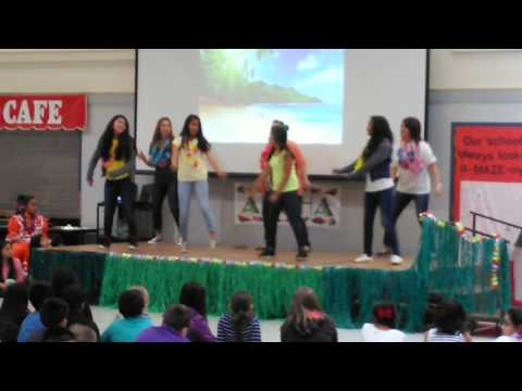 Variety Show at Chrysler Elementary School