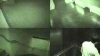 Hantu Nenek-nenek di Elevator tertangkap...