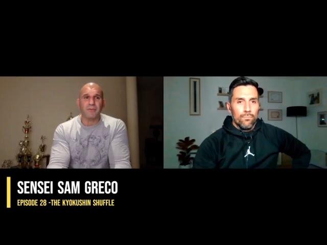 Sensei Sam Greco on the journey in Martial Arts