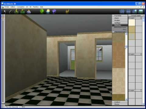 Architecte 3d nexgen 2011 palettes de d corateur youtube for Architecte 3d 2011 ultimate