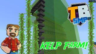 Kelp Farming!- Truly Bedrock SMP Season 2! - Episode 43