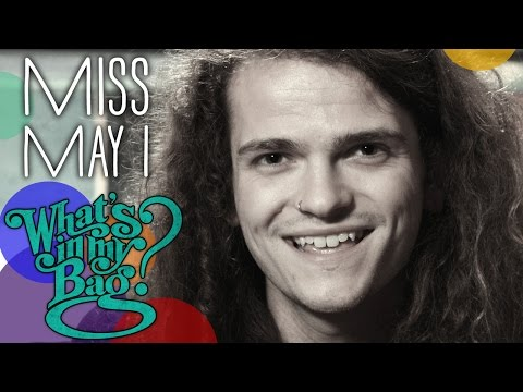 Miss May I - What's In My Bag?