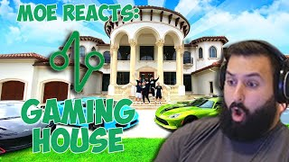 MOE REACTS: ONE PERCENT MANSION!!!