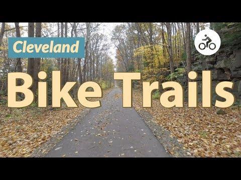 5 Great Bike Trails Near Cleveland