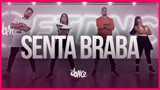 Senta Braba - MC WM | FitDance TV (Coreografia Oficial)