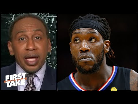 Stephen A. talks the Clippers' free agency & tells Montrezl Harrell to 'stop lying'   First Take