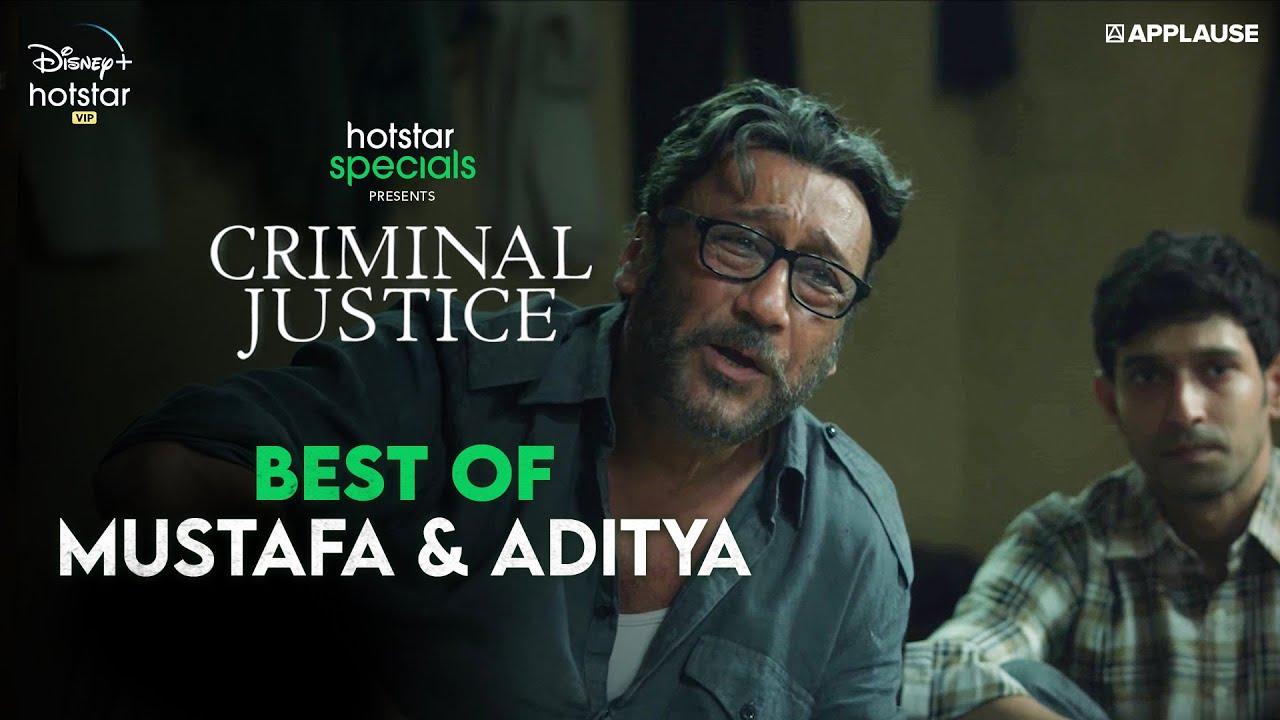 Download Jackie Shroff & Vikrant Massey | Criminal Justice | Disney+ Hotstar VIP