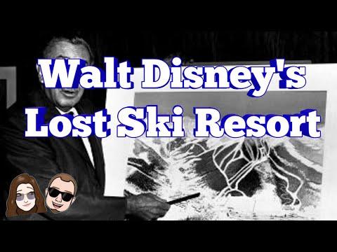 Walt Disney's Lost Ski Resort