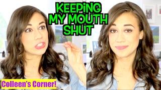 Keeping My Mouth Shut & Singing Miranda's Songs!