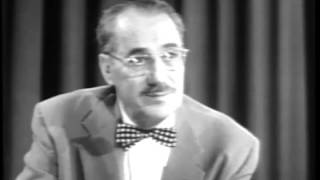 Gambar cover You Bet Your Life! GROUCHO MARX Secret word: Face (2)