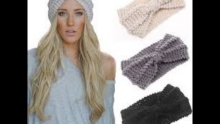 how to make a turban headband diy como hacer una bandana o turbante