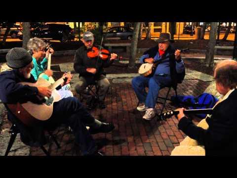 Portland, Maine Old time music jam