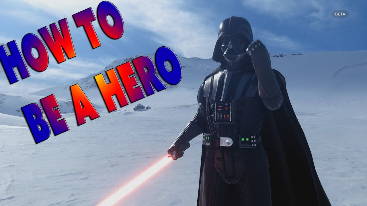 How to become heroes