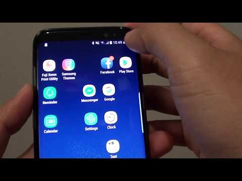 Samsung Galaxy S8: How to Format an SD Card